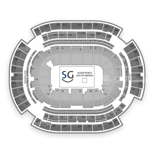 Prudential Center Seating Chart Cirque Du Soleil
