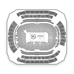 Prudential Center Seating Chart Family