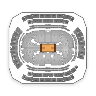 Prudential Center Seating Chart NCAA Basketball