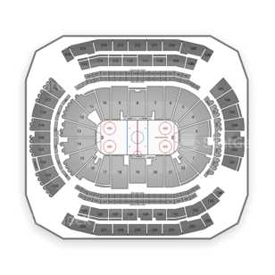 New Jersey Devils Seating Chart
