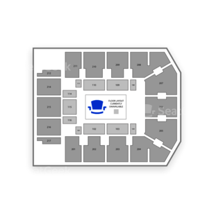 Adams Event Center Seating Chart Comedy