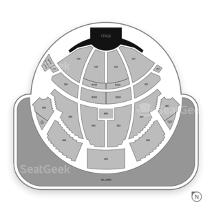 PNC Bank Arts Center Seating Chart Music Festival