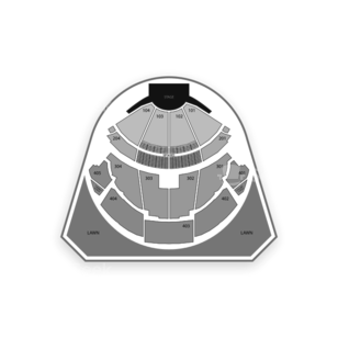 PNC Bank Arts Center Seating Chart Comedy