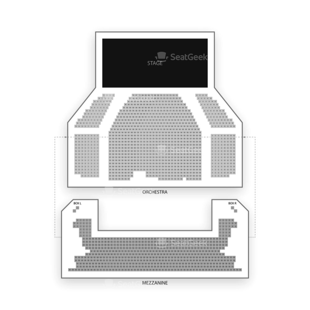 Minskoff Theatre Seating Chart Parking