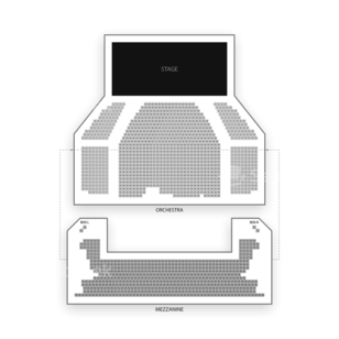 Minskoff Theatre Seating Chart Theater