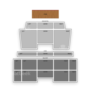 Saenger Theatre Seating Chart Sports