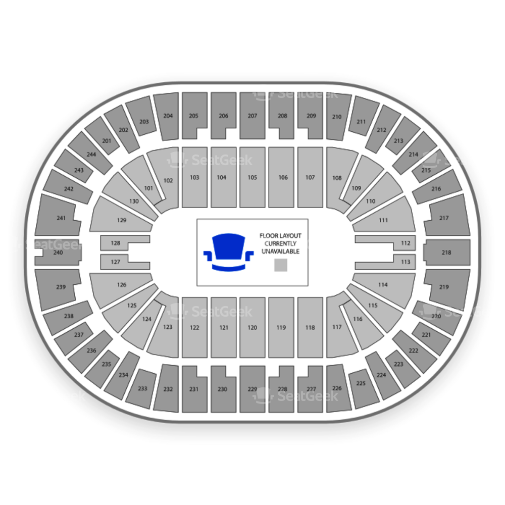 Times Union Center Seating Chart Parking