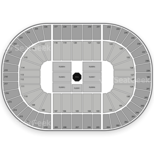 Times Union Center Seating Chart MMA