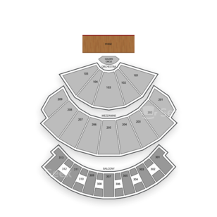 Sin City at Planet Hollywood Resort & Casino Seating Chart Concert
