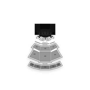 Sin City at Planet Hollywood Resort & Casino Seating Chart Theater