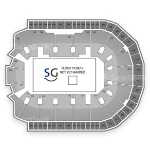 Webster Bank Arena Seating Chart Wwe