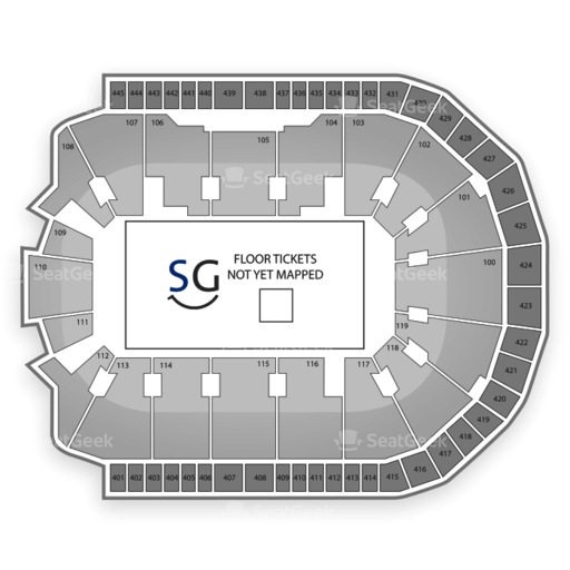 Webster Bank Arena at Harbor Yard Seating Chart Family