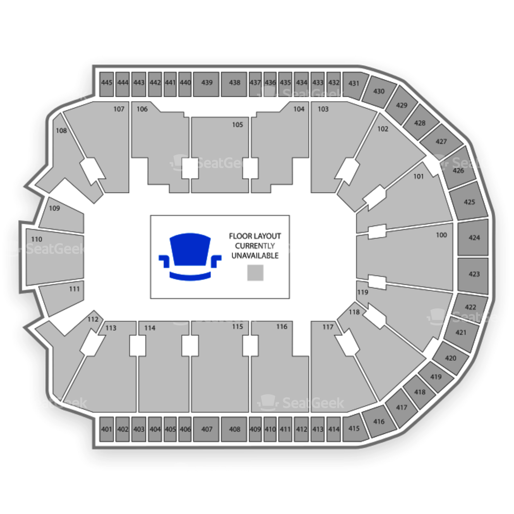 Webster Bank Arena Seating Chart Dance Performance Tour