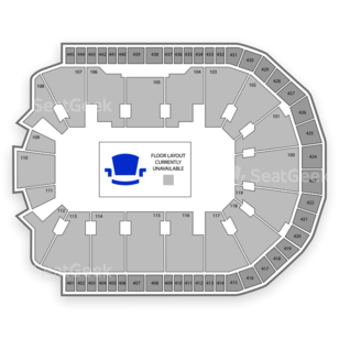 Webster Bank Arena Seating Chart NHL