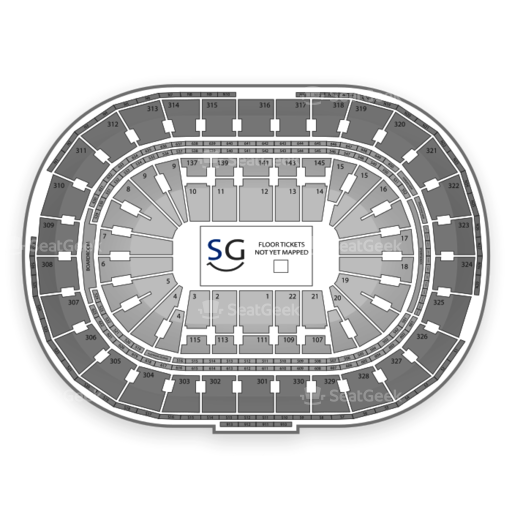TD Garden Seating Chart Theater