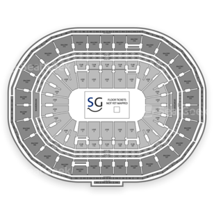 TD Garden Seating Chart Auto Racing