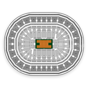 TD Garden Seating Chart NCAA Basketball