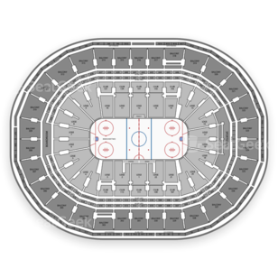 TD Garden Seating Chart NCAA Hockey