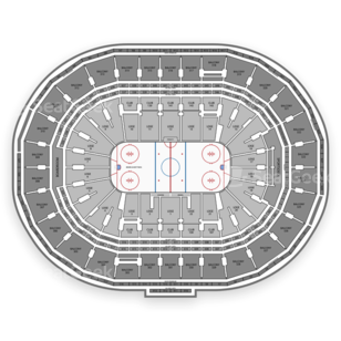 Boston Bruins Seating Chart
