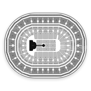 TD Garden Seating Chart Broadway Tickets National