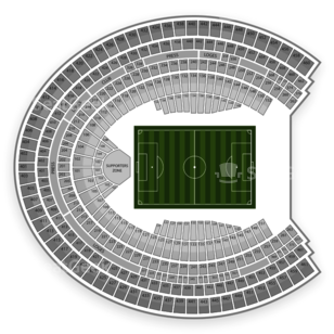 Olympic Stadium Montreal Seating Chart World Cup