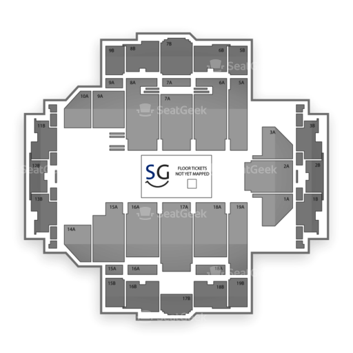 Tacoma Dome Seating Chart