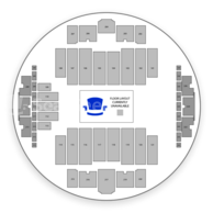 Rodeo Seating Charts