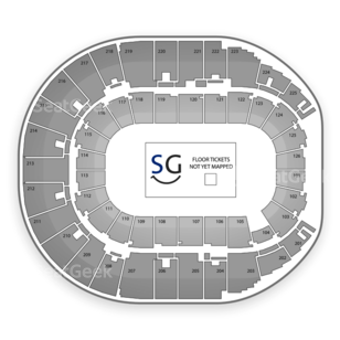 Verizon Arena Seating Chart Cirque Du Soleil