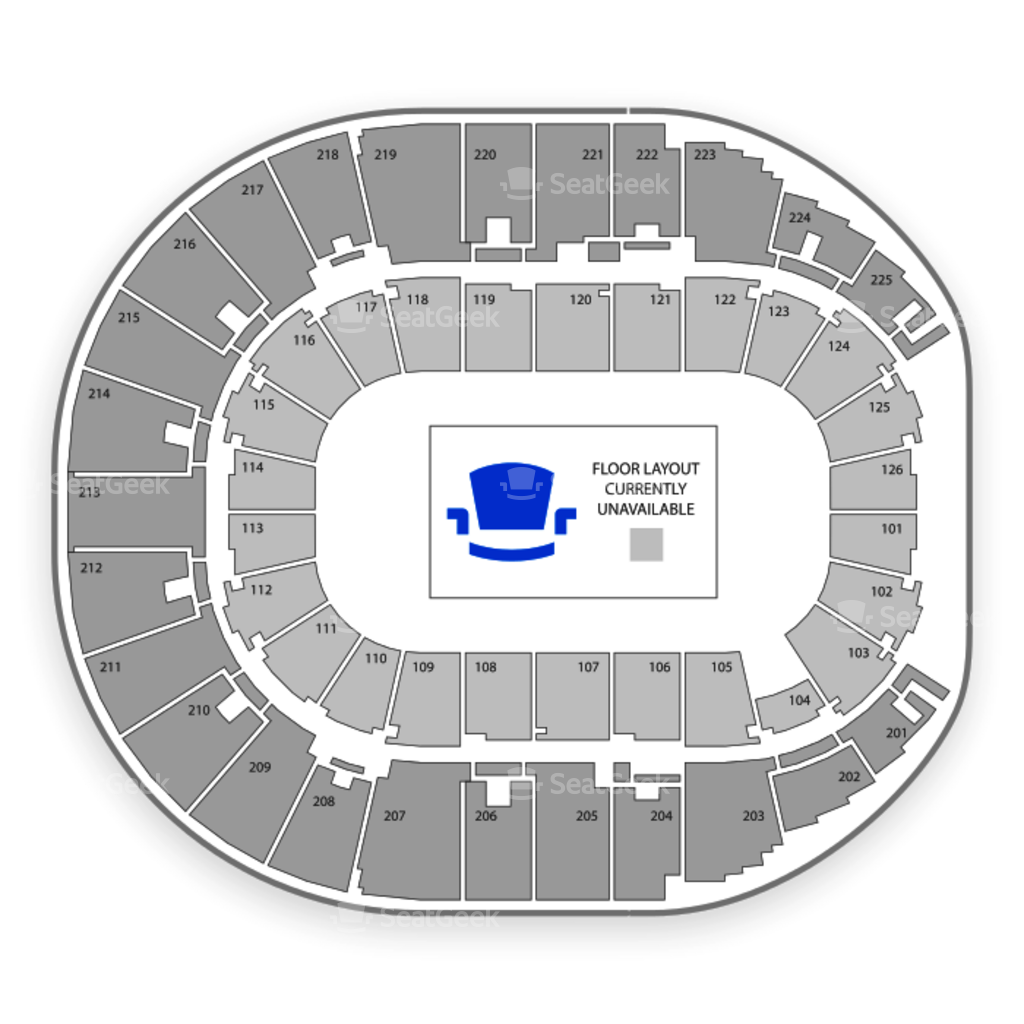 verizon arena seating chart interactive seat map seatgeek verizon arena seating chart cirque du soleil