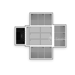 Crown Center Seating Chart Concert
