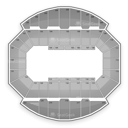 Crown Center Seating Chart