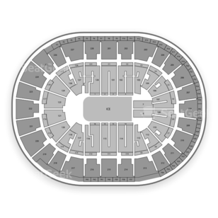 SAP Center Seating Chart Family