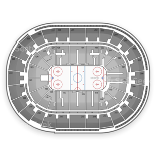 San Jose Barracuda Seating Chart