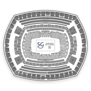 MetLife Stadium Seating Chart Motocross