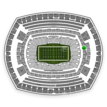 NFL at MetLife Stadium 224 A View
