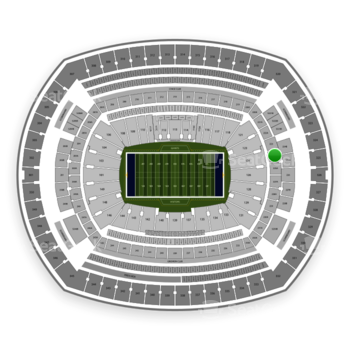 New York Giants at MetLife Stadium 224 A View