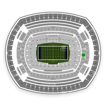 New York Giants at MetLife Stadium 227 A View