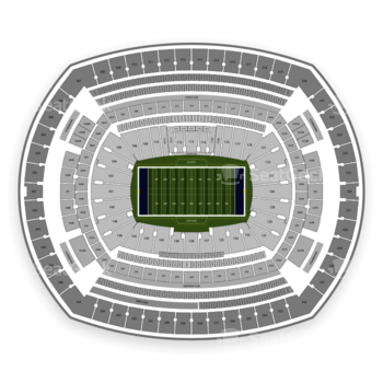 New York Giants at MetLife Stadium 229 A View