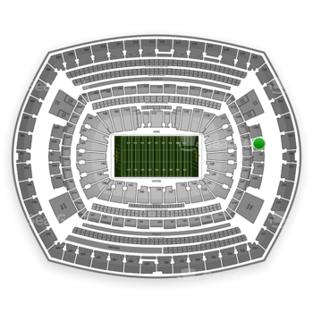 NFL at MetLife Stadium 225 B View