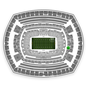 NFL at MetLife Stadium 228 A View