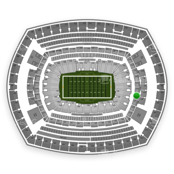 New York Giants at MetLife Stadium 228 A View