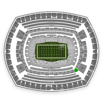 New York Giants at MetLife Stadium 232 A View