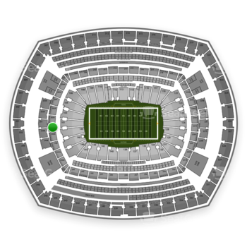 New York Giants at MetLife Stadium 250 A View