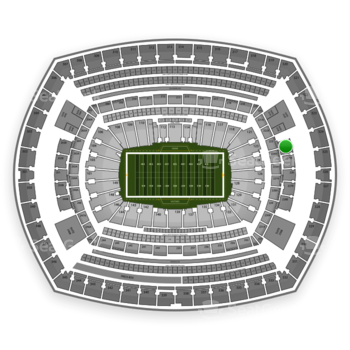 NFL at MetLife Stadium 224 B View