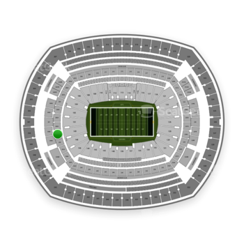 New York Jets at MetLife Stadium 249 A View