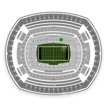 New York Jets at MetLife Stadium 115 A View