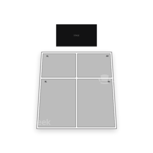 Golden Nugget Seating Chart Concert