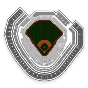 Globe Life Park Seating Chart Parking