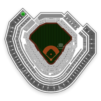 NHL at Globe Life Park Section 302 View