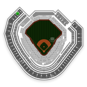 NHL at Globe Life Park Section 303 View
